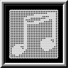 Note #2 ~ free pattern ᛡ