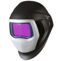 """9100 Series Welding Helmet With 9100XX 2.8"""" X 4.2"""" Shades 5 And 8 - 13 Auto Darkening Lens And Side Windows"""