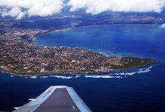 The Msasani Peninsula in Dar es Salaam