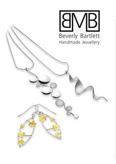 Elegant handmade silver jewellery merging flowing designs with subtle textures Handmade Silver Jewellery, Silver Jewelry, Flow Design, Subtle Textures, Jewelry Design, Logos, Logo, Silver Jewellery, Legos