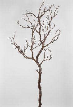Artificial Manzanita Branches Brown 38.5in