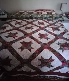 Quilting From the Heart What a comfort to know that one doesn't have to be perfect when quilting. This is something I learned as I went along on my quilting journey. Free Motion Quilting, Quilt Making, Quilts, Blanket, Bed, Home, Stream Bed, Quilt Sets, Ad Home
