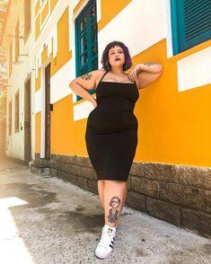 Plus Size Fashion – Curvy Friends Curvy Girl Outfits, Style Outfits, Plus Size Outfits, Fashion Outfits, 2000s Fashion, Fashion News, Fat Girl Fashion, Curvy Fashion, Plus Size Fashion