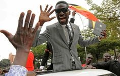 Image copyright                  AFP             Image caption                                      Afrobeats singer Bobi Wine became an independent MP after winning a by-election in June                               Grenade attacks have taken place at the homes of two Ugandan... - #Allan, #Blasts, #Bobi, #MPs, #Ssewanyanas, #TopStories, #Uganda, #Wine