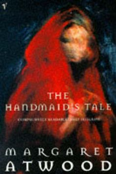 Margaret Atwood's amazing 'The Handmaids Tale'. A definite must-read.