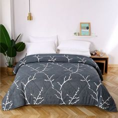 Choose from a wide range of Comforters Online @ Wooden Street. Wooden Street, Comforters Online, Buy Bed, Cotton Bedding, Double Beds, Bed Covers, Comforter Sets, Bed Sheets, Home Furnishings