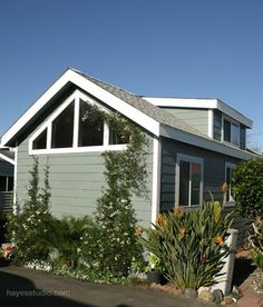 Exterior Decor On Pinterest Mobile Homes Park Model Homes And Four