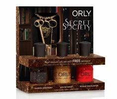 Vivi la magia del Natale con la collezione Orly Secret Society ~ Diemmemakeup