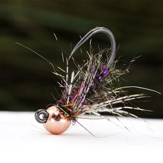 Trout bugs and the best dubbing for a spiky look - Fly Tying