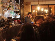 L'Inconnu, le café/bar/club à connaître, Paris 10eme