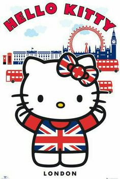 50 Best Hello Kitty Red White And Blue images  2cfbf2e2b472