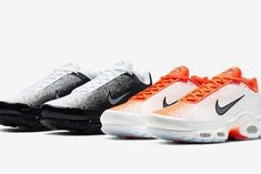 Nike Air Max Plus in Two Speckled Colorways - EUKICKS