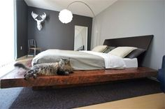 Reclaimed Wood Furniture Site...  ...beautiful looking flat bed