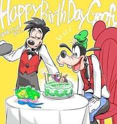 Happy Birthday for Goofy daddy Disney Funny Moments, Goofy Disney, Mickey Mouse Cartoon, Mickey Mouse And Friends, Disney And Dreamworks, Disney Mickey Mouse, Disney Love, Disney Magic, Disney Pixar