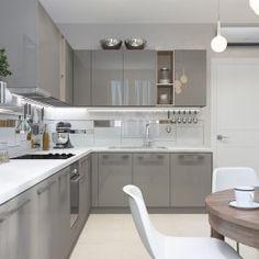 Дизайн квартиры в ЖК «Академ-Парк» | Студия LESH