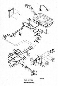 technical drawing opel gt1900 (2) front end technical drawing opel vw wiring diagram fuel system opel gt 1900