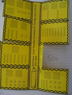 My second graders have been working on place value for the last several weeks.  I want to share some of my favorite resources for teaching place value.  Here is a great video to introduce place value.    I love Mrs. Olson's interactive notebooks.  I like...