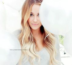 Lauren Conrad.  She totally inspired me to get my hair done bayalage style