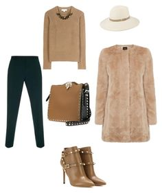"""Cosmina"" by cosmina79 on Polyvore featuring Paul Smith, Burberry, Oasis, Valentino and Kathy Jeanne"