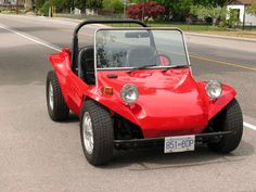 Cheap Street Legal Dune Buggies | NEW!!! Side-Pods! Click image to enlarge.