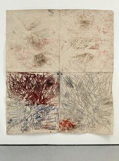 Oscar Murillo - Untitled - 2011