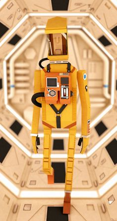 2001: A Space Odyssey on Behance