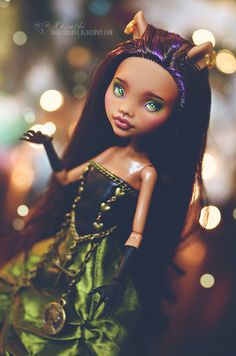 Monster High OOAK by Xhanthi