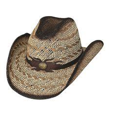 0375d84be3a Bullhide Desert Gold - Straw Cowboy Hat
