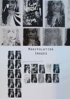 manipulating images