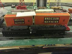 Vintage Lionel Train Set Pre War 1930's 262E O Gauge Full