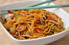 Citromhab: Kínai tészta