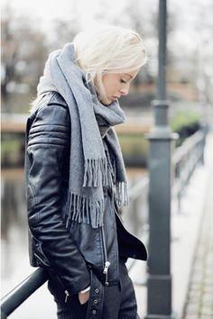 Ellen Claesson Street Style September 2014