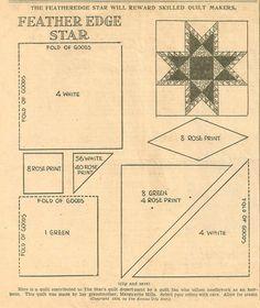 Kansas City Star pattern 1934
