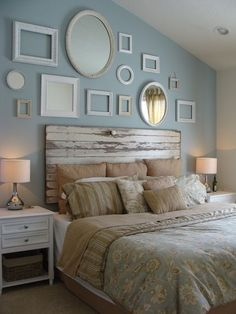 1000 Ideas About Pallet Headboards On Pinterest