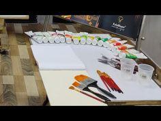 Live Acrylic Painting Demo Kalabhumi Founder Asgar Ali - YouTube Record Holder, Ali, Youtube, Painting, Painting Art, Ant, Paintings, Painted Canvas, Youtubers