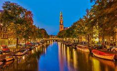 Bagagem Pronta - Sua viagem aqui!: Amsterdã - Descubra um colosso da cultura