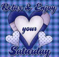 Happy Saturday!
