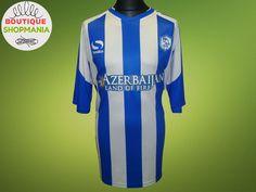 SHEFFIELD WEDNESDAY Owls HOME 2014-2015 (XXL) SONDICO Football Shirt Jersey #Sondico #SheffieldWednesday