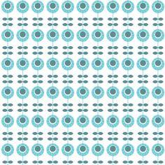Scandinavian design pattern close up