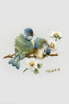 Trish Burr - /alisondodds/beautiful-textiles-and-needlework-embroidery/ 900 BACK