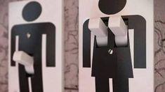 Onde faço xixi? Os sinais de casa de banho mais originais