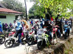 Ribuan Simpatisan Hadiri Kampanye Balon Bupati Takalar SK-HD di Lapangan Mangadu