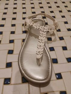 7cb098fece3 wemons white silver cupcake culture sandals  fashion  clothing  shoes   accessories