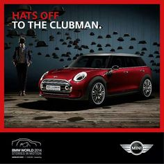 I think iwant this #mini #clubman concept