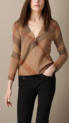 burberry-beige-check-wool-cashmere-cardigan-product-1-20191482-0-147344707-normal.jpeg (1040×1849)