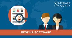 SoftwareSuggest has just released the Ranking List of the Top 10 Best HR Softwares.