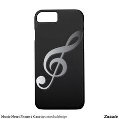 Music Note iPhone 7 Case