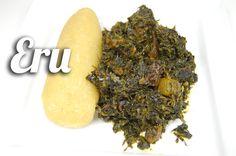 Eru: plat de la région du sud-ouest Cameroun