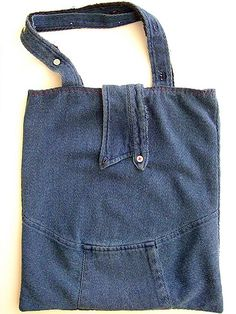 Blue Collar Bag