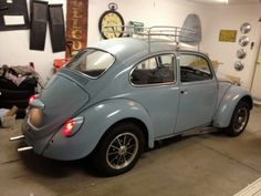 Featured '67 Beetle — Kevin Gorton.